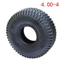 """Motorcycle Wheels & Tires Motocycle 4.00-4 Inner Tube Outer Tyre 4.00-4"""" For Electric Scooters Accessories Bicycle ATV Quad Go Kart 4.10 3.5"""