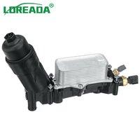 68105583AF Ensamblaje de la carcasa del adaptador del filtro del enfriador de aceite para Dodge Chrysler Jeep 3.6L 3.2L 2014-17