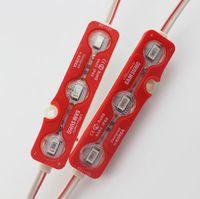 Novo módulo LED de injeção de soldagem ultra-sônica 5730 SMD IP68 LED módulo com lente importação chips