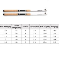 Spinning Fishing Rod Combo Durable GraphiteRod with Cork Handle Travel Kit for Saltwater & Freshwater