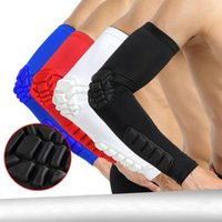 Elbow & Knee Pads 1 Piece Arm Sleeves Bicycle Sport Protective Gear Guard MTB Bike Cycling Safety Crash Proof Basketball Warmer