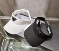 Letter Cap Casual Summer Visor Sun design Hat Sports mens women Golf Tennis Outdoor Beach Headband Snapback Baseball Hats lz327