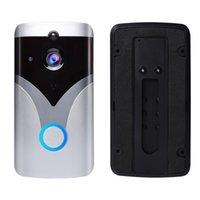 M20 HD WiFi WiFi inteligente Video Intercomero Camera Cámara Visual IP Puerta Seguridad Hogar Seguridad Jingle Bell