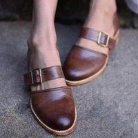 Toe Toe Baja zapatillas Soft Rivet Zapatillas zapatillas Mujeres Beige Sandalias Tacones Toboganes Big Tamaño Confort Verano 2021 Negro Sólido Rubbe