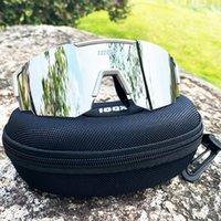 3 Lens polarized Outdoor Sports Bike Bicycle Sunglasses Gafas Cycling Glasses Eyewear Peter Goggles eyeglass