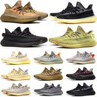 2021 En Kaliteli Erkek Kadın Koşu Ayakkabıları Zebra Kuyruk Işık Siyah Kırmızı Doğal Kültür 3 M Statik Yansıtıcı Erkek Spor Sneakers ile Kutusu 36-45