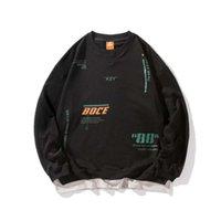 Mann Hoodies Streetwear Fake Zwei Stücke Sweatshirts Patchwork Hip Hop Harajuku Einteilige Übergroße Männer Sweatshirt