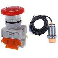 Smart Home Control 600v 10A OF NOODSTOPSCHAKELAAR MET LJC30A3-H-J / EZ AC 90-250V NO 2-Draad Capacitance Nessimity Sensor