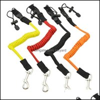 Rafts Inflatable Paddling Water Sports & Outdoorsrafts Inflatable Boats Rowing Boat Elastic Paddle Leash Canoe Safety Fishing Rod Surfing Su