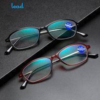 Zilead Presboopic 안경 안티 블루 레이 아이 워드 TR90 프레임 클리어 렌즈 패션 여성을위한 편안 + 1.0 + 1.5 + 2.0 + 2.5 + 3.0 + 4.0