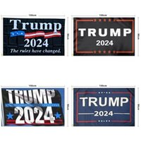 Hand Flag President Donald Trump Election Flags Multi Style 2024 Keep America Great Again Elections Banner New Arrival 12ls P2