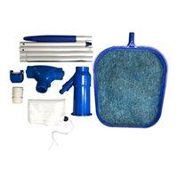Accesorios de la piscina Fondos de limpieza para piscinas Robots Máquina Boquillas Boquillas Cepillos y herramientas multiusos.
