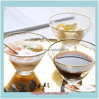 Kitchen, Dining Bar Home & Gardensmall Creative Portable Glass Cup Round Coffee Tea Cups And Mugs Drinking Whiskey Glasses Waterbottle Szkla