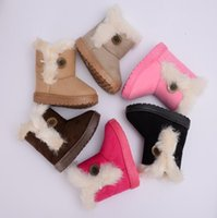 Boots Winter Baby Snow Warm Comfortable Boys Girls Cotton Non-slip Indoor And Outdoor Long Tube 2021