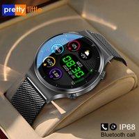 Designer Watch Brand Watches Luxury Watch S-600 IP68 Vattentät Full Touch Screen Sport Fitness Smart Anpassad Android