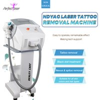 2019 The Latest Portable q switched nd yag laser for tattoo removal Birthmark Treatment home use beauty equipment