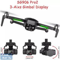 SG906 PRO2 DRONE 3-Axis Gimble Gimble Anti-Shake 5G 4K-Camera 50x Zoom، محرك بدون فرش، GPS الذكية تتبع، RC المسافة 1.2km، 26 دقيقة من وقت الطيران، 2-1