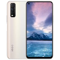 "Original vivo IQOO U1 4G Mobiltelefon 6 GB 8 GB RAM 128 GB ROM Snapdragon 720g Android 6.53 ""48.0mp Fingerabdruck-ID Gesichtswege Smart-Handy"