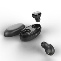 Горячие продажи T12 TWS Twins Bluetooth беспроводные наушники с зарядным устройством Dock Earbuds Стерео наушники для смартфона