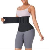 Updated version VS FeelinGirl Waist Trainer for Women Sauna Trimmer Belt Tummy Wrap 3meter 4meter 5meter 6meter with opp bag 100701