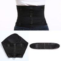 Belt Waist Trainer Thermo Sweat Girdle Corset Women Tummy Shapewear Fat Modeling Strap Waist Trainer Body Shaper OWE7477