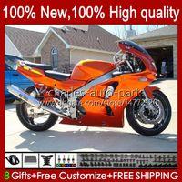 Karosserie für Kawasaki Ninja ZX-6R ZX600C ZX 6R 636 600CC 600 CC 94-97 BODY 50HC.98 Glossy Orange ZX-636 ZX600 ZX 6 R ZX636 1994 1995 1996 1997 ZX6R 94 95 96 97 Verkleidungsset