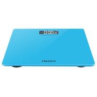 """180kg / 50g 11.8 """"개인 무게 욕실 규모 파란색"""
