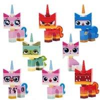 Cartoon Network Minifigur Mini Minifig Brick Building Blocks Gift Toys Children