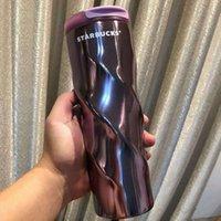 500ml starbucks copo homens e mulheres canecas de café xícaras de café copos de aço inoxidável suportam o logotipo personalizado Transporte rápido 224 s2