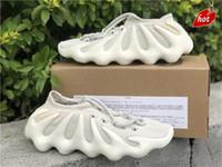 2021 Authentic 450 nuage blanc H68038 Chaussures Chaussures Chaussures Hommes Femmes Dark Skate Cloud-Noir Kanye West Wave Runner Formateurs avec boîte originale