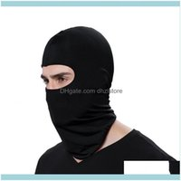 Protective Gear Sports Outdoorsbalaclava Face Mask Cycling Tactical Shield Mascara Ski Cagoule Ge Full Scarf Bicycle Cap Caps & Masks Drop D