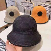 21ss قبعة دلو قبعة للرجال امرأة قبعات البيسبول قبعة casquettes صياد دلاء القبعات المرقعة عالية الجودة الصيف الشمس قناع