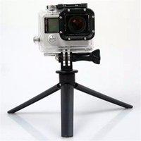 Штатики Mini алюминиевый штатив настольный стенд с 1/4 дюйма Универсальный интерфейс Удлименное Selfie Stick Monopod для смартфонов Камеры