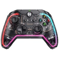 BIGBIG WON Rainbow C1 RGB Somatosensory Wired Gamepad Controller Joystick for Nintendo Switch PC PS4 PS5 Console with R90