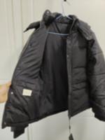 2021 남자 디자이너 옷 재킷 파리 편지 그린 스트라이프 코튼 야구 캐주얼 새로운 겨울 망 재킷 패션 망 겨울 코트