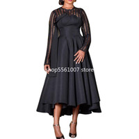 Ethnic Clothing Africa Women 2021 Fashion Clothes Black Evening Party Gown Dresses For Plus Size Woman Elegant