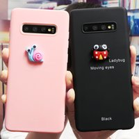 Étui de téléphone en silicone 3D mignon pour Samsung Galaxy J4 J6 A6 plus A9 A8 A7 A7 J8 2018 A5 J7 J5 Prime J3 2017 2017 Couverture Couverture