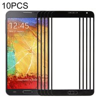 housings 10 PCS Front Screen Outer Glass Lens for Samsung Galaxy Note 3 Neo N7505