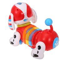 RC Smart Sausage Dog avec télécommande infrarouge Sing Dance Sing Dance Marcher Robot Dog Mignon Electronic Pet Toys éducatifs pour enfants