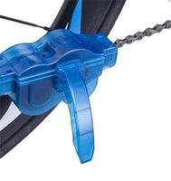 Bicicleta Scrubber Bike Cleaner Cepillo Motocicleta Bicicleta Engranajes Lavadora Limpieza rápida Kit de cepillo para montaña Ciclismo Tipo Cadena 79 x2