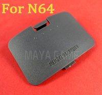 ل n64 n 64 استبدال الذاكرة توسيع غطاء الباب جزء ذاكرة غطاء الباب غطاء استبدال الجزء