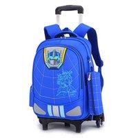 حقائب مدرسية 2021 الصف 3 6 الفتيان حقيبة الظهر للماء مع طقم الأطفال وكاجب حقيبة