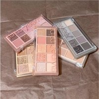 Professional Makeup 10 colors Eyeshadow Palette: wild Color Icon Eyeshadow 10 Pan Palette, Nude Awakening, Peach Sweet and Earth Shade, Shimmer Smoky