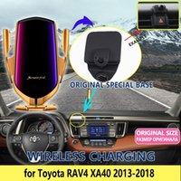 Auto Mobiltelefonhalter für Toyota RAV4 RAV 4 XA40 2013 2014 2015 2016 2017 2018 Telefonhalterung Autozubehör für iPhone