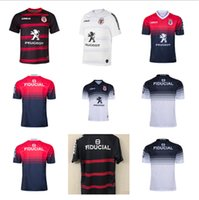 Toulouse Munster City Rugby Jersey 20212021 New Home Away Toulouse Stadium Fans League Jersey BluePrint Ruth Jersey Leisure التدريب الرياضي
