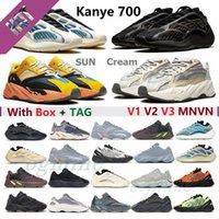 2020 700 v1 v2 wave runner mauve kanye west wave Static shoes men women s Black sports designer athletics sneakers 36-46