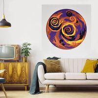 Defekte Träume Wohnkultur Riesiges Ölgemälde auf Leinwand Handkräften / HD Print Wandkunstbilder Anpassung ist akzeptabel 21061726