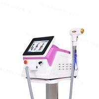 Professional 3In1 Eyebrow Face Body Hair Removal Machine 755nm 808nm 1064nm 3 Wavelength Painless Diode Laser Beauty Equipment