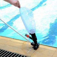 Pool & Accessories Portable Vacuum Cleaner Handheld Spa Underwater Debris Quick Cleaning Bottom Tools Kit