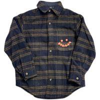 Mens Designer Giacche Travis Scott Jack Jack Boys ricamato di lana Ploid Camicia imbottita uomo maschio abbigliamento